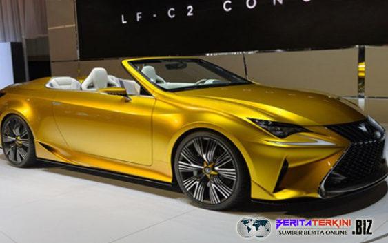 Tampilan Dengan Konsep Mewah Dari Lexus