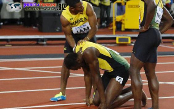 Tim Atletik Tidak Menerima Cedera Yang Dialami Rekannya Bolt