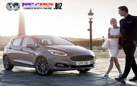 Ford Resmi Menghadirkan Fiesta Terbaru Di Eropa
