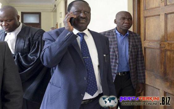 Hasil Pemilihan Presiden Dibatalkan Menjadi Sebuah Sejarah Baru Di Afrika