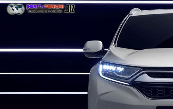 Honda Dikabarkan Siap Memperkenalkan CR-V Hibrida