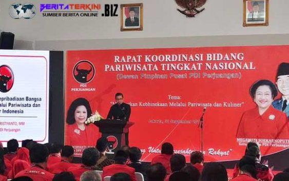 PDI-P Menyatakan Berikan Dukungan Paling Besar Kepada Jokowi