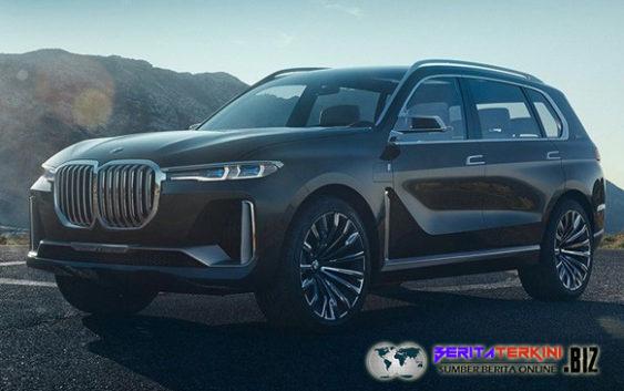 SUV BMW Siap Menghadirkan X7 Dengan Tampilan Yang Gagah