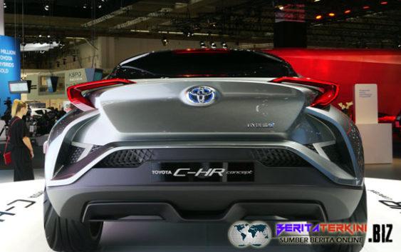 Toyota Akan Memperkenalkan C-HR Hy-Power Dalam Waktu Dekat