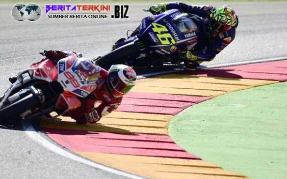 Ungkapan Rossi Dapat Pulih Lebih Cepat Dari Perkiraan Dokter