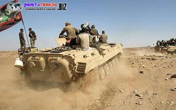 ISIS Balas Dendam Dengan Membunuh 116 Warga A-Qaryatain Di Suriah