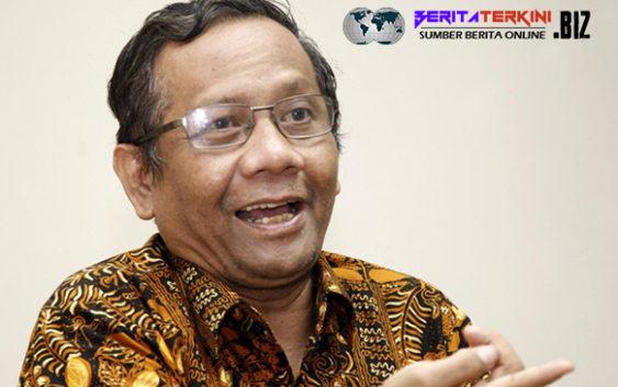 Mahfud. Putusan MK Medorong KPK Kempali Tetapkan Novanto Sebagai Tersangka