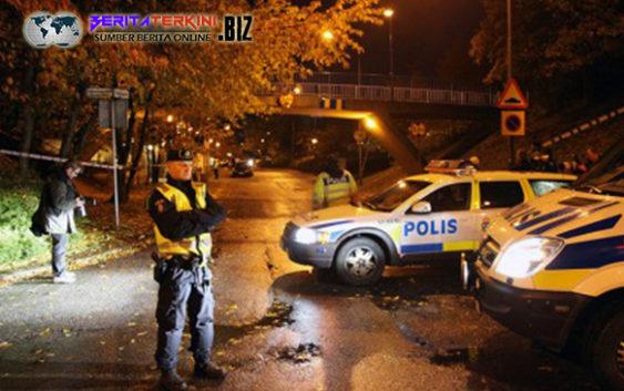 Penembakkan Di Trelleborg Swedia Menimbulkan Empat Orang Terluka