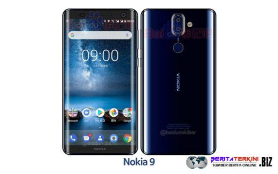 Smartphone Flagship Nokia 9 Akan Didatangkan Dengan Layar Lengkung