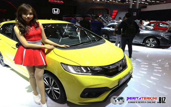Honda Ingin Pertahankan Kuasa Jazz Hingga Akhir Tahun