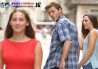 Pria Tidak Menganggap Menyukai Wanita Lain Sebagai Selingkuh