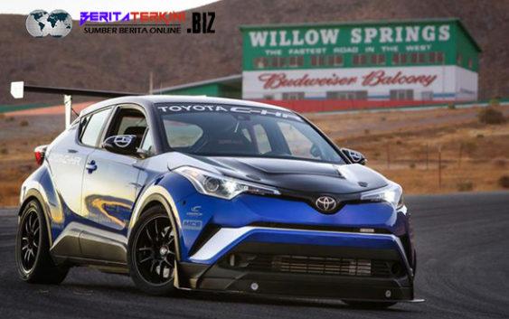 Toyota C-HR Dibekali Dengan Mesin Bertenaga Badak!