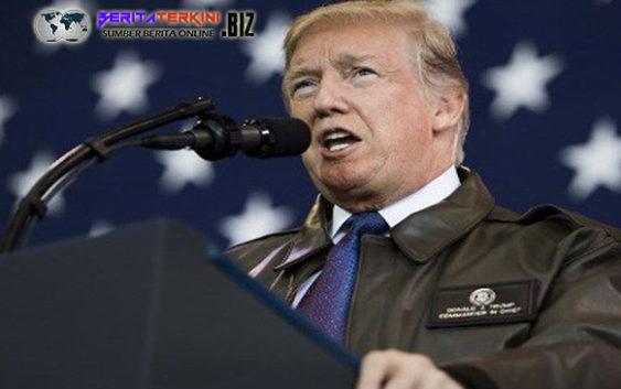 Trump, Tidak Ada Yang Berhak Remehkan AS!