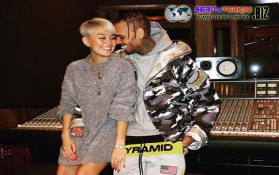 Agnes Mo Jelaskan Hubungannya Dengan Chris Brown