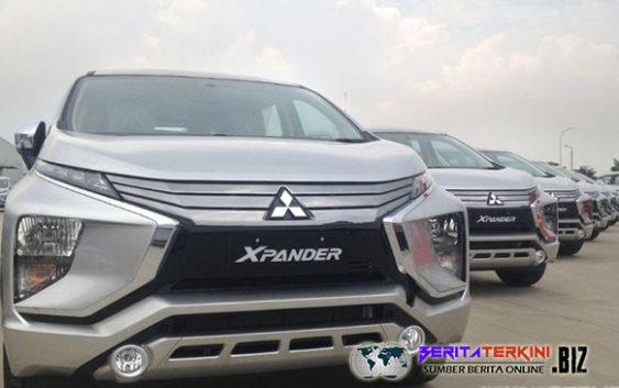 Mitsubishi Xpander Masuk Segmen Fleet