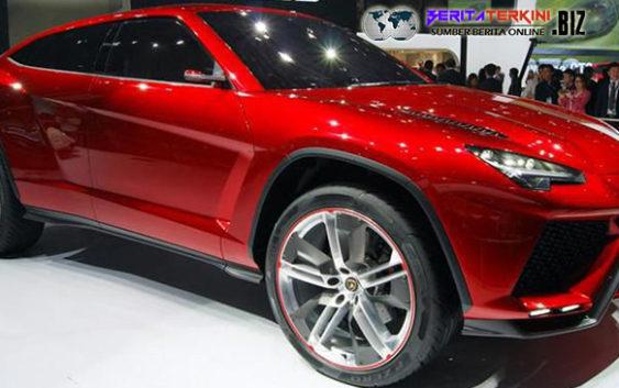 SUV Pertama Lamborghini Akan Didatangkan Di Indonesia