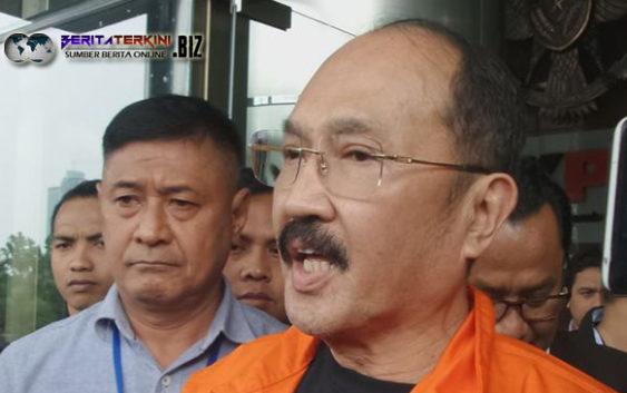 Fredrich dicecar Lima Pertanyaan oleh penyidik KPK