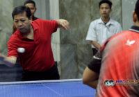 Setnov Biasa Main Tennis Meja dan juga Nonton Bola di Rutan KPK