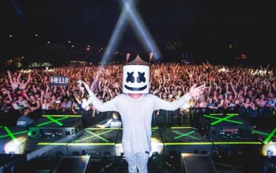 Terciduk Masuk Pak Eko Dipakai Oleh DJ Marshmello, Apa Tanggapan Netizen ?