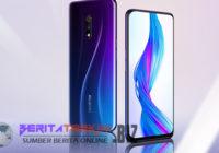Realme X Resmi Meluncur, Dibekali Camera Pop-up