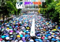 Aksi Protes Hong Kong Menyebabkan Ekonomi Melemah