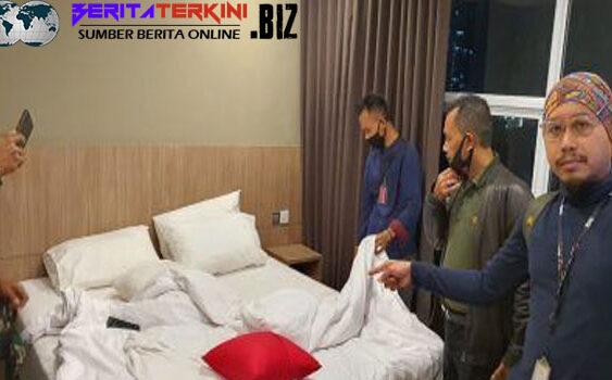 Tanpa Penutup, Pasangan Mesum di Kamar Hotel Ini Jadi Tontonan Warga!