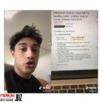 Viral! Pemuda ini Jual Indomie di Amerika hingga Untung Rp 1,3 Juta