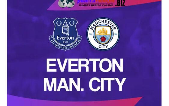 Laga Everton Vs Manchester City Resmi Ditunda, Gara-gara Lonjakan Kasus Covid-19 di Skuad The Citizen