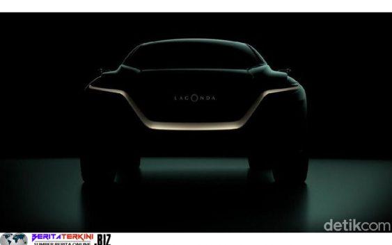 Aston Martin Batalkan Rencana Produksi Mobil Listrik Lagonda